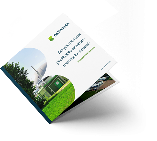 Do you pursue a profitable environmental business?