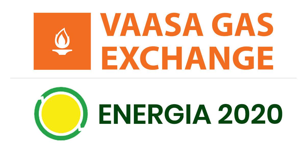 Suomen Biovoima osallistuu Vaasa Gas Exchange 2020 -tapahtumaan ja Energia 2020 -messuille. Tule juttusille!